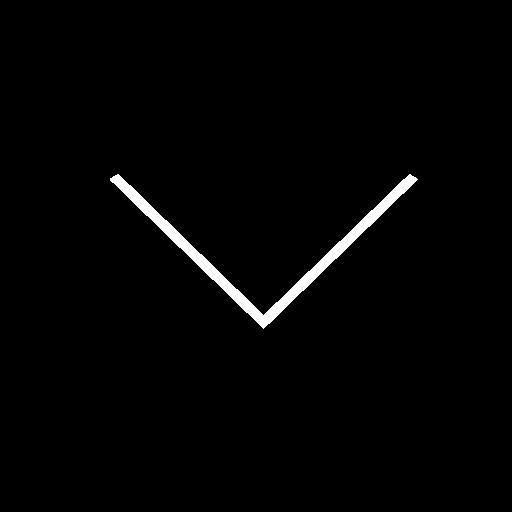 Cose Agency - Down Arrow