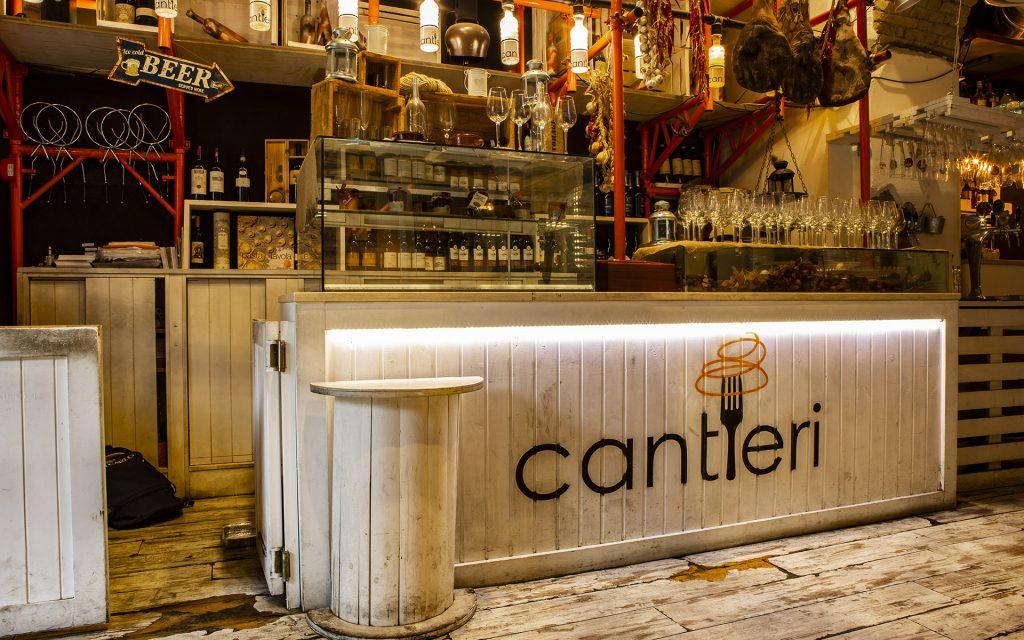 Cose Agency - Cantieri