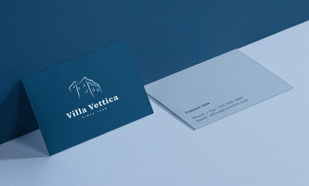 COSE AGENCY - Villa Vettica Branding